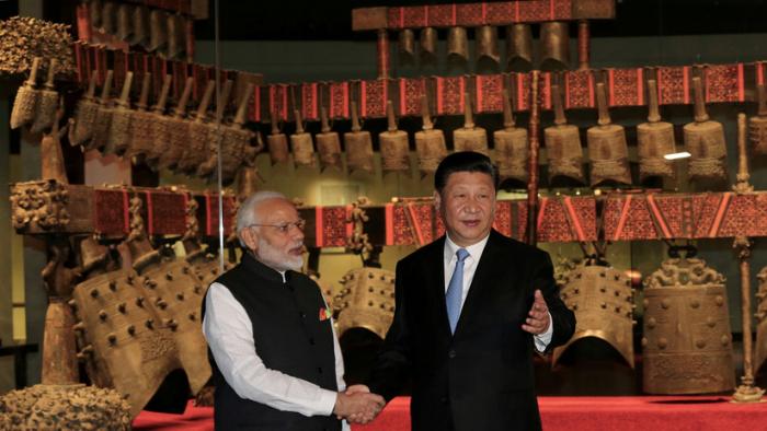 """China urge a la India a unir esfuerzos contra el """"acoso"""" comercial de EEUU"""