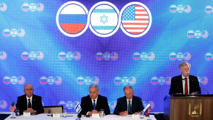 Rusia, EEUU e Israel llegan a un acuerdo en la mayor parte de cuestiones sobre Siria