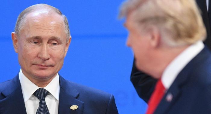 """أوشاكوف: فكرة لقاء بوتين وترامب """"معلقة"""""""