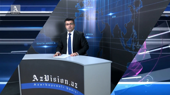 AzVision TV releases new edition of news in German for June 10 -  VIDEO