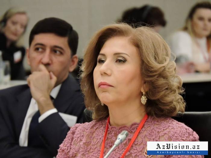 """Bahar Muradova: """"Silahlar bizdən daha çox danışır"""""""