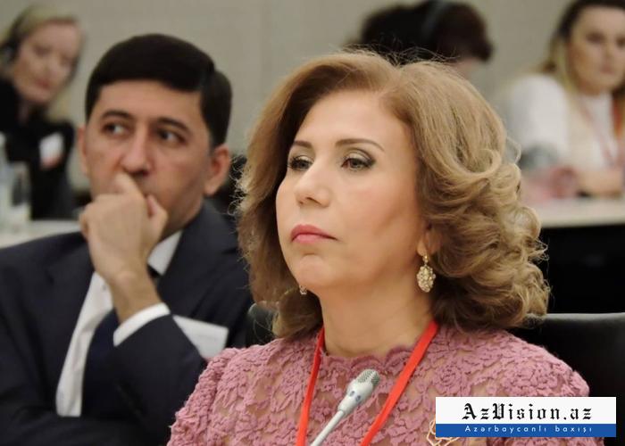 """Vitse-spiker: """"Qadın deputatlar fəaldırlar"""""""