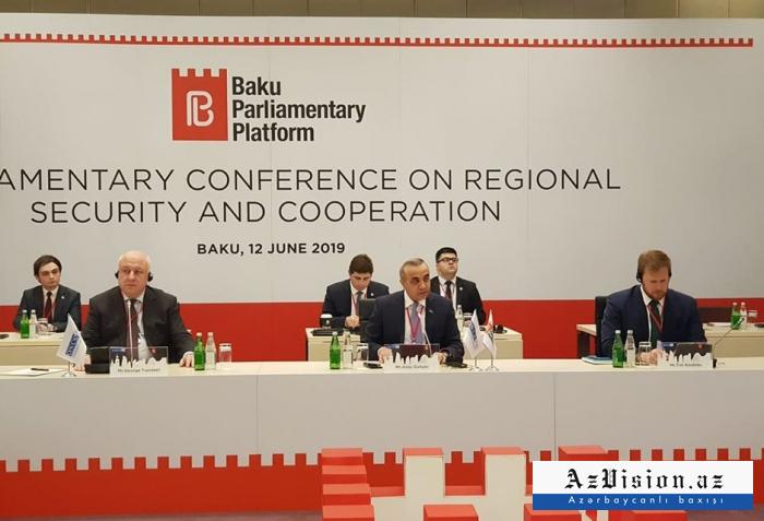 Bakou accueille la plateforme parlementaire pour le dialogue et la coopération - PHOTOS