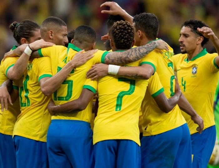 Braziliya Hondurası 7:0 hesabı ilə məğlub edib