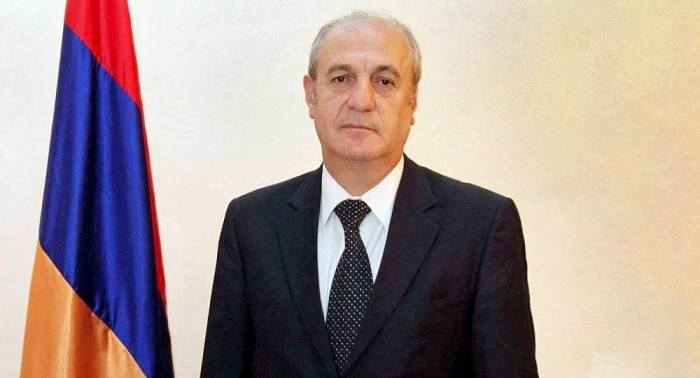 Ermənistanın üç ölkədəki səfiri ölüb