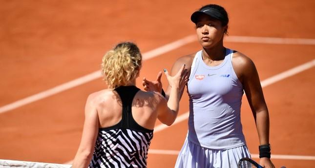 World number 1 Osaka crashes out of French Open