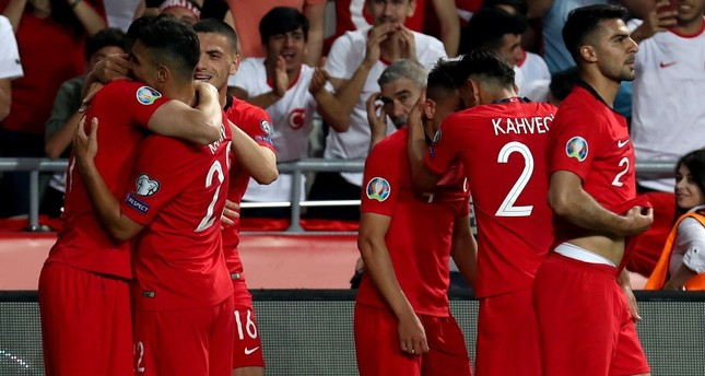 Turkey beats France 2-0   in Euro 2020 qualifiers to lead Group H