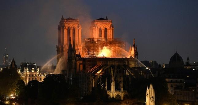 Cigarette or electrical fault could have sparked devastating Notre Dame fire