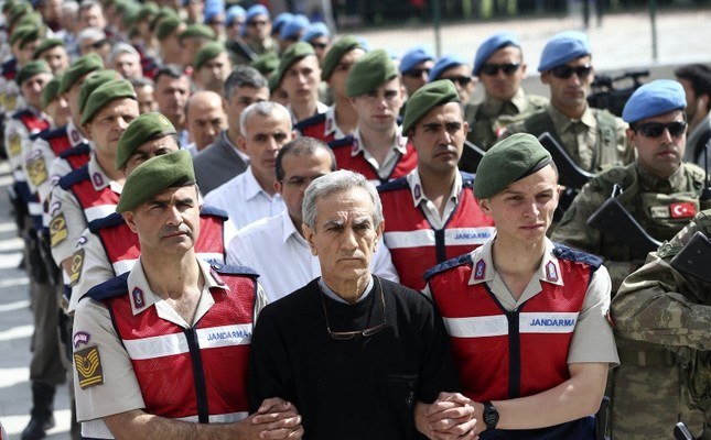 Aggravated life sentences for key figures in grand trial of FETO coup attempt