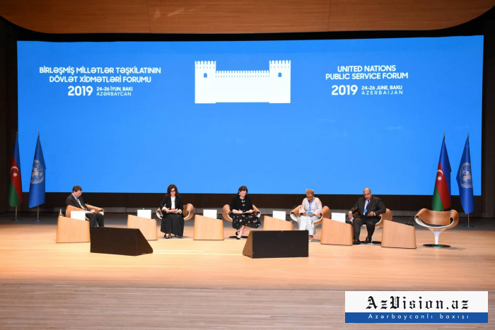 2019 United Nations Public Service Forum underway in Baku -  PHOTOS