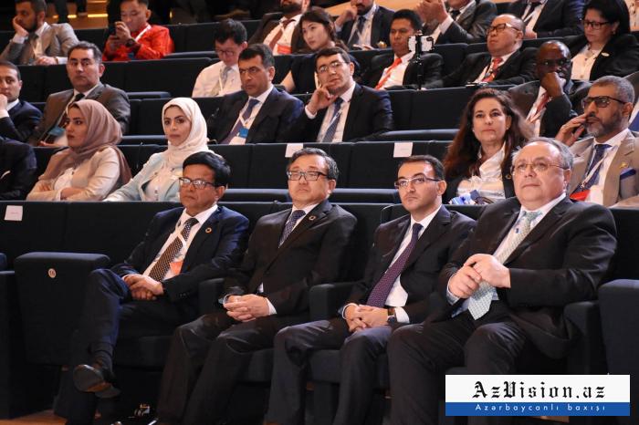 Bakıda BMT-nin Dövlət Xidmətləri Forumu keçirilir - FOTOLAR