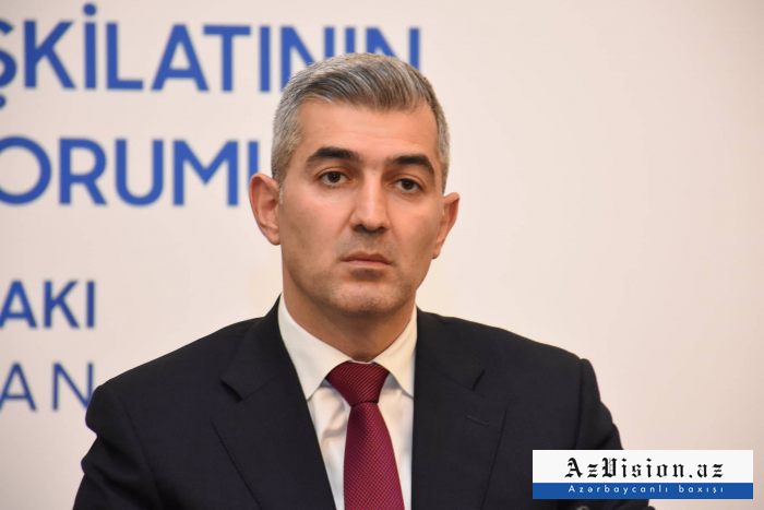 """""""Azərbaycan beynəlxalq təşəbbüslərin fəal üzvüdür"""" - Xidmət rəisi"""