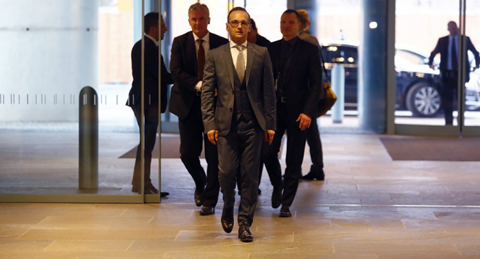 وزير الخارجية الألماني يصل إلى طهران لبحث التوترات القائمة في المنطقة (فيديو)