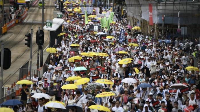 Neuer Protest gegen Auslieferungsgesetz angekündigt