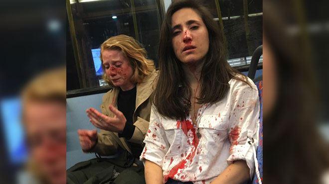 Londres: un couple de femmes agressé pour avoir refusé de s'embrasser