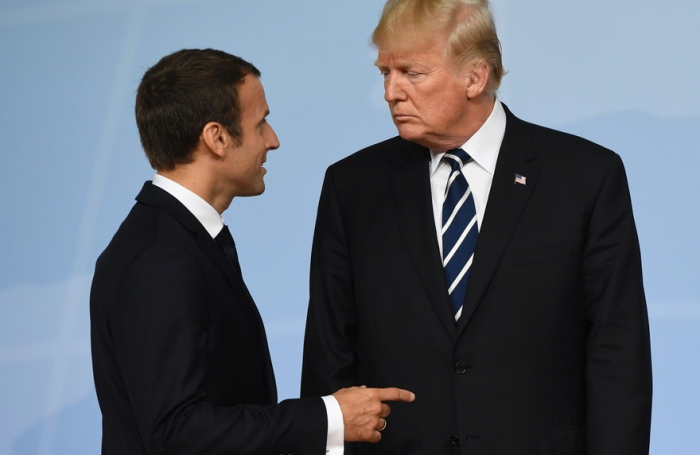 Rencontre Macron-Trump sur le dossier iranien en marge du G20