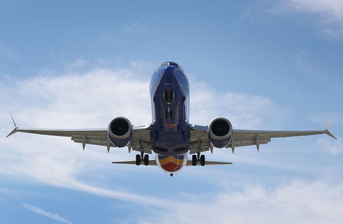 Boeing 737 MAX:   une nouvelle faille «potentielle» identifiée