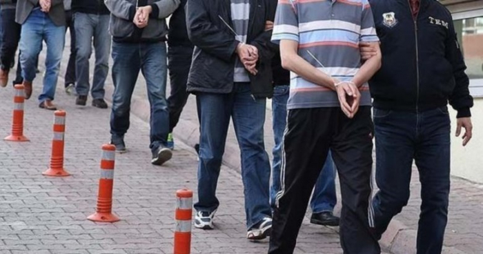 FETÖ-yə qarşı əməliyyat: 36 nəfər saxlanıldı