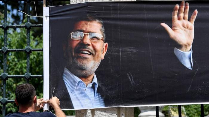 Décès de Morsi: l
