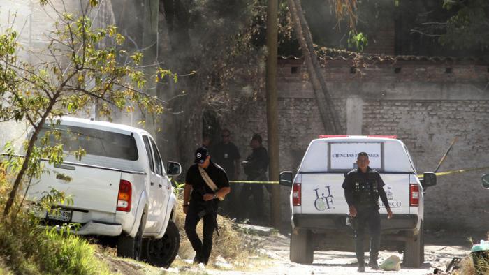 Suben a 4 las personas muertas tras enfrentamiento armado en México