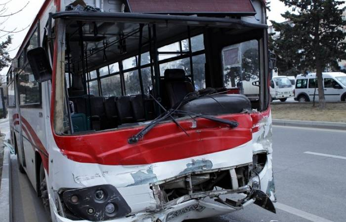 Bakıdakı avtobus qəzasının səbəbi açıqlandı