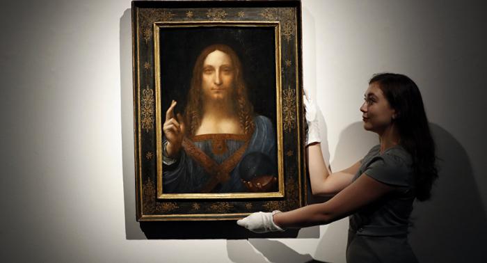 مصادر إعلامية: ظهور أغلى لوحة للمسيح على يخت ابن سلمان