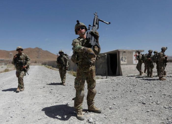 Deux militaires américains tués en Afghanistan