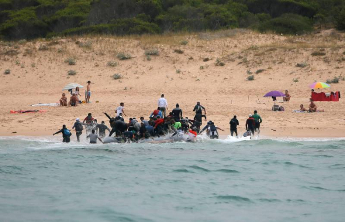 Au moins 20 migrants disparus entre le Maroc et l