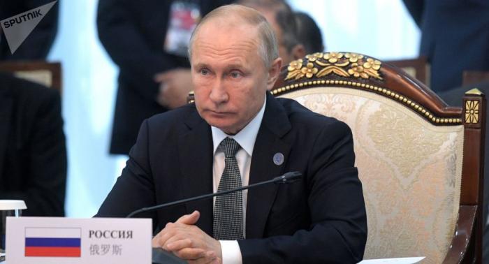 بوتين: نرى حربا تجارية وحالة من التنمر في العالم يتم خوضها بدون ضوابط