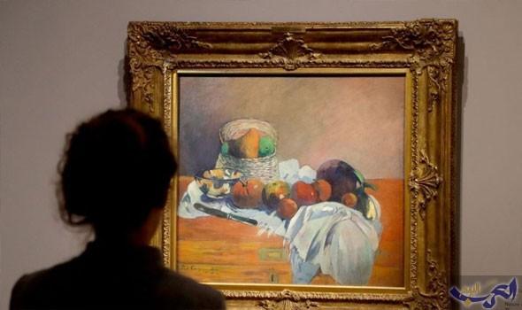 """أول رسم للفرنسي """"غوغان"""" يُباع بسعر 80 ألف يورو"""