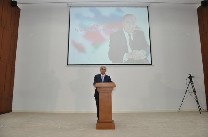 YAP-da Qurtuluş Gününə həsr olunmuş tədbir keçirilib
