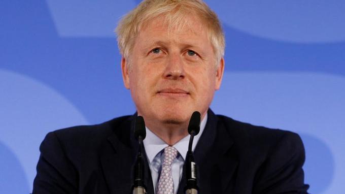 Succession de May: Boris Johnson vire en tête au premier tour