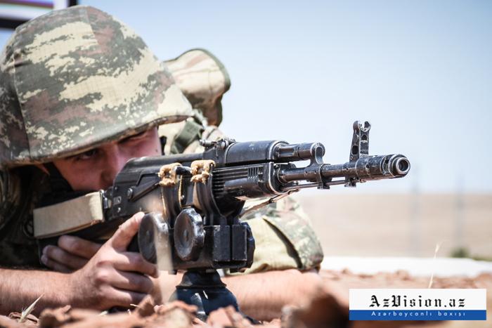 Azərbaycan Ordusunun yeni təlim mərkəzi - FOTOREPORTAJ