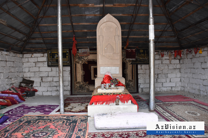 """Azərbaycanda arzuları """"çin edən"""" məzar - FOTOREPORTAJ"""