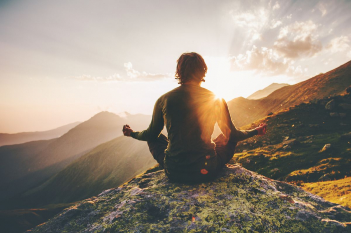Spending two hours outdoors may be the answer to a  healthier life