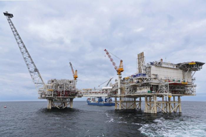 Gas from Azerbaijan's Shah Deniz field reaches Greek border