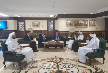 Azerbaijan, Qatar explore ways of expanding cooperation