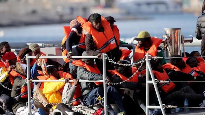 37 rescued migrants arrive in Malta