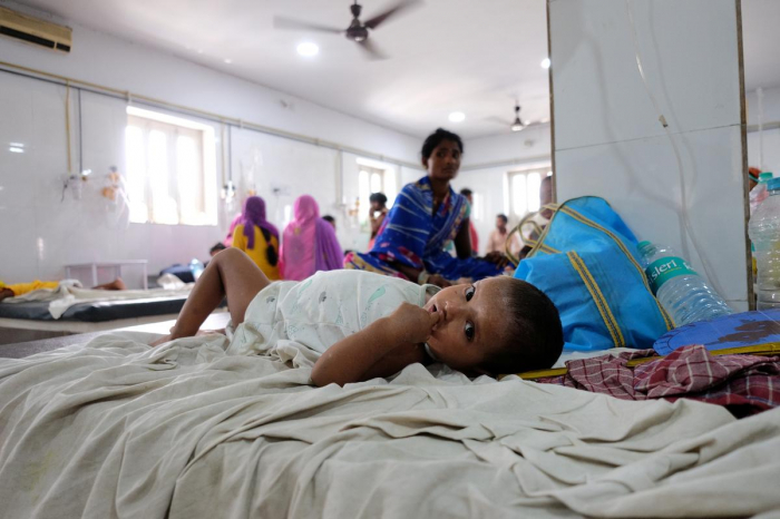 Death toll from acute encephalitis in east Indian town rises to 129 children