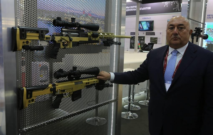Azerbaijan continues to develop military-technical co-op with Russia