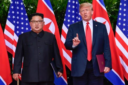Trump invites North Korea