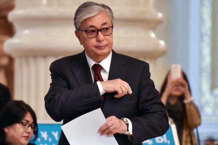Le président kazakh attendu en Azerbaïdjan