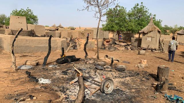 Mali: «38 morts et de nombreux blessés» dans une attaque contre deux villages