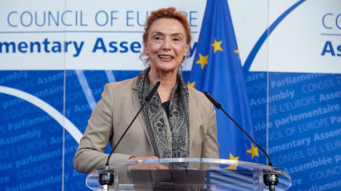 Marija Pejčinović Burić élue Secrétaire Générale du Conseil de l