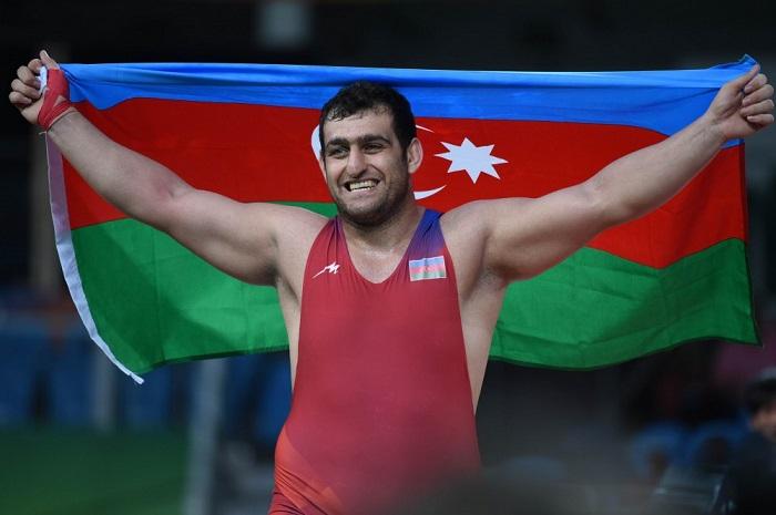 """Azərbaycanın """"Minsk 2019""""da 26-cı medalı - Yenilənib"""