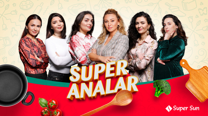 """""""Super Analar"""" layihəsinin açılışı olub - FOTOLAR"""