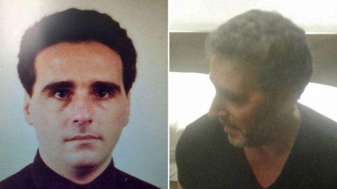 Italian mafia boss escapes from Uruguayan prison
