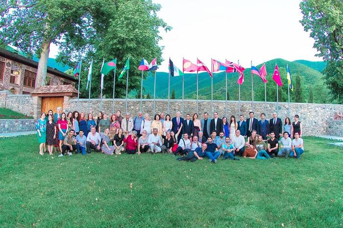 Beynəlxalq Keramika Simpoziumu başa çatıb - FOTOLAR