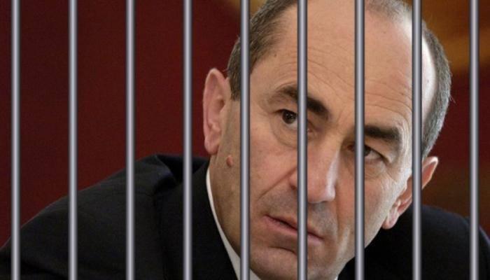 Robert Koçaryan yenidən həbs olundu