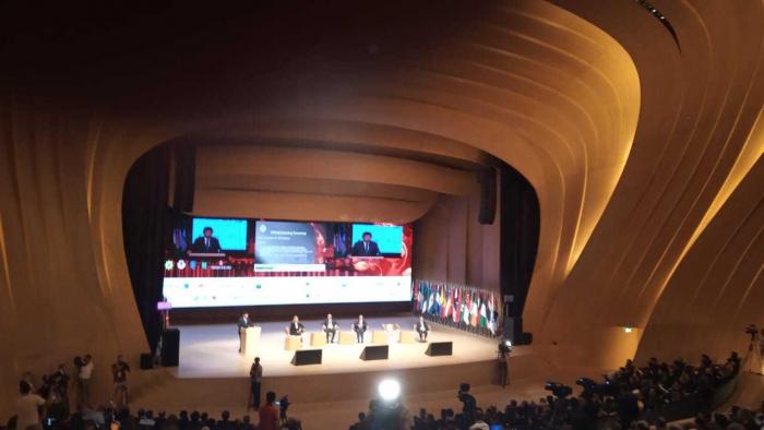Bakouaccueille laConférence/Exposition de l'Organisation Mondiale des Douanes